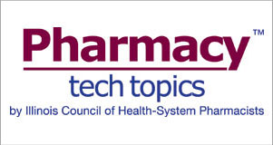 Pharmacy Tech Topics